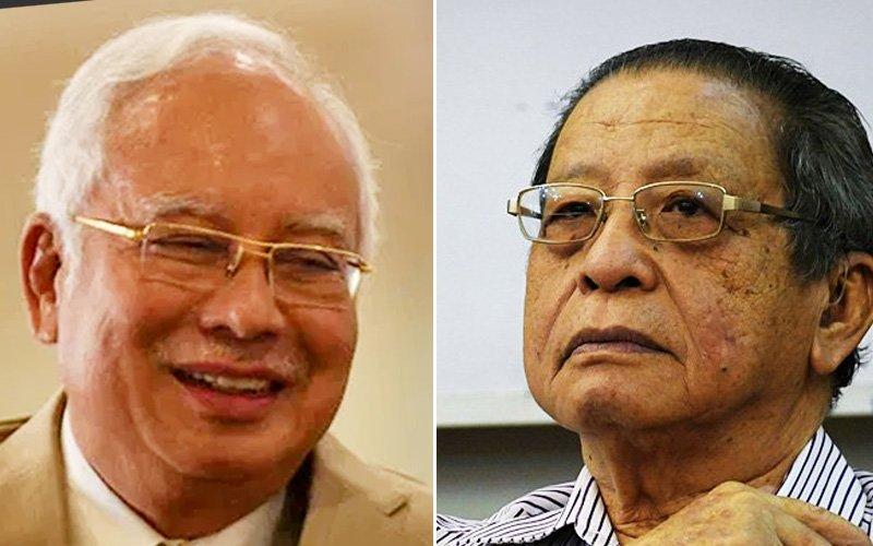 Wait outside the mosque while I take oath, Najib tells Kit Siang