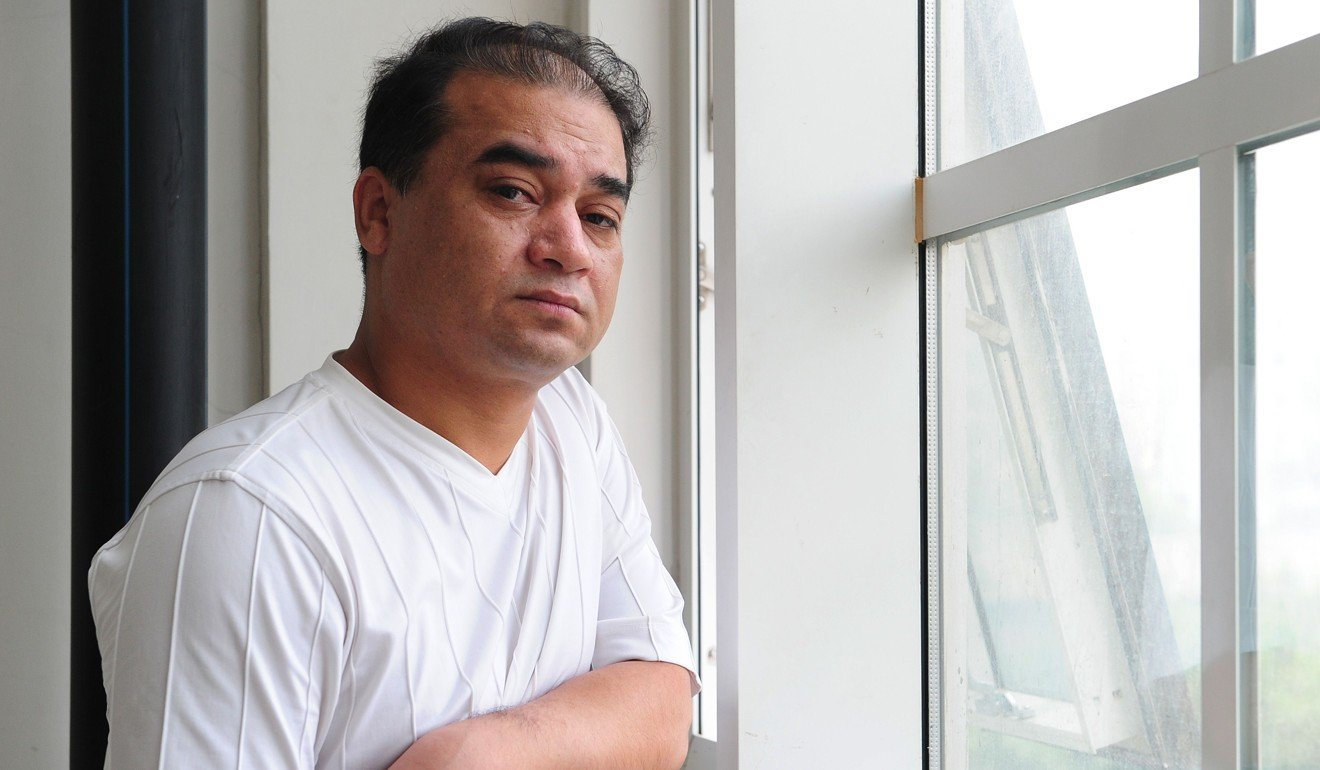 Daughter of jailed Uygur activist Ilham Tohti accepts EU prize in his name
