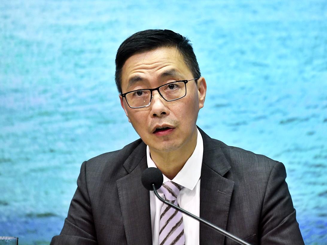 【修例风波】杨润雄:考虑取消失德违法教师註册