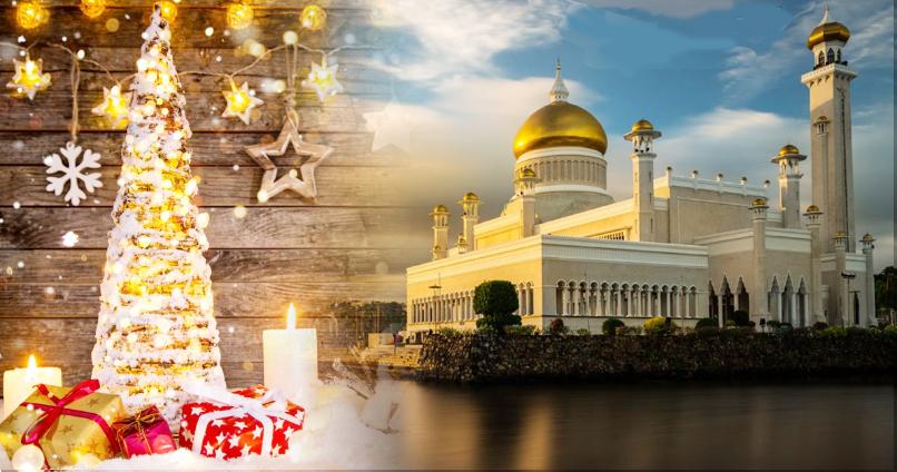 汶莱穆斯林 禁庆圣诞节