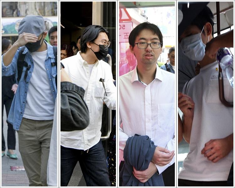 【观塘冲突】7男女被捕分4案 控方透露再多1人将被落案起诉