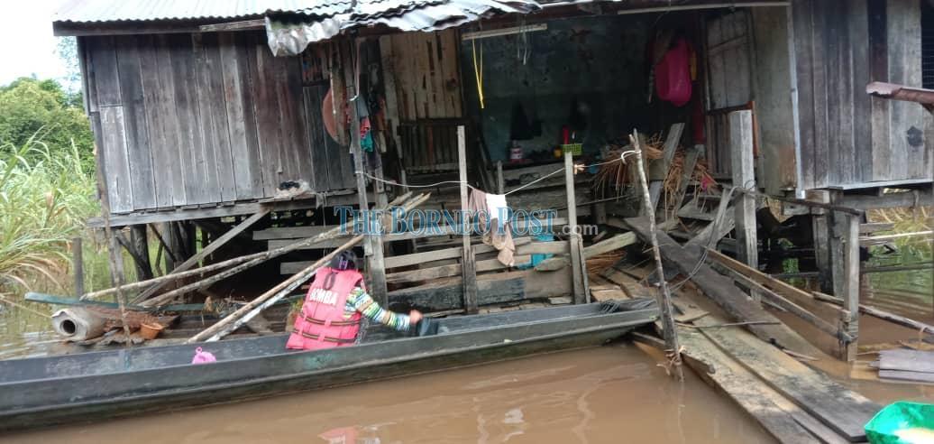 Temporary evacuation centre in Marudi closes as floods recede