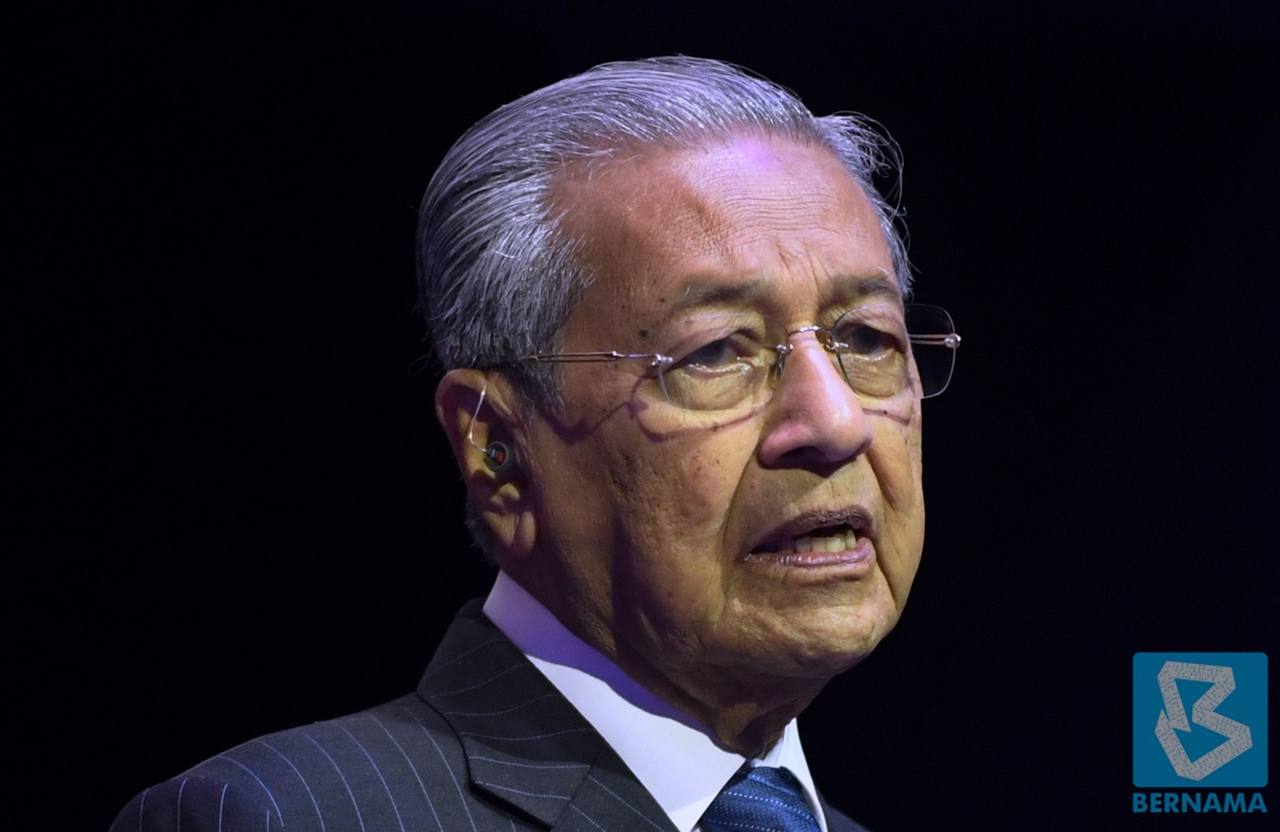 Latheefa's release of recordings similar to police displaying seized items – Mahathir