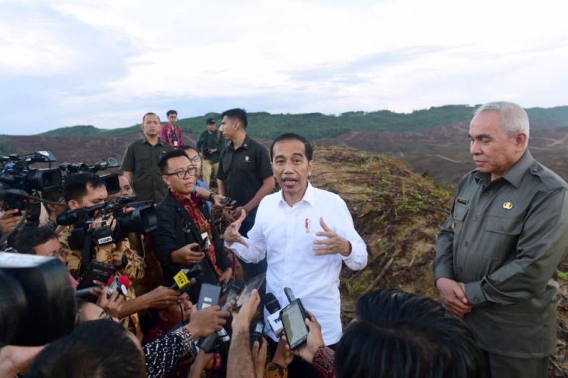 Indonesia President Joko Widodo seeks to speed up 'Silicon Valley'-like capital