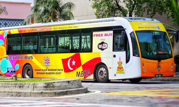 交通部将依拨款,提供沙砂短程巴士服务