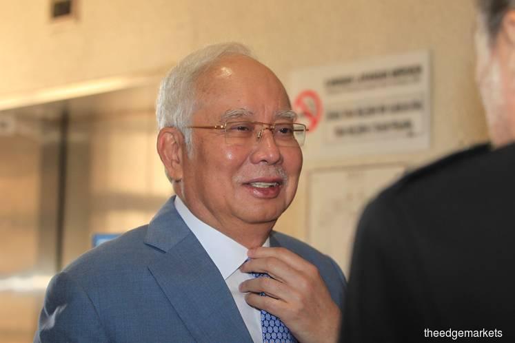 Najib seeks stay of proceedings in Pua's misfeasance in public office suit