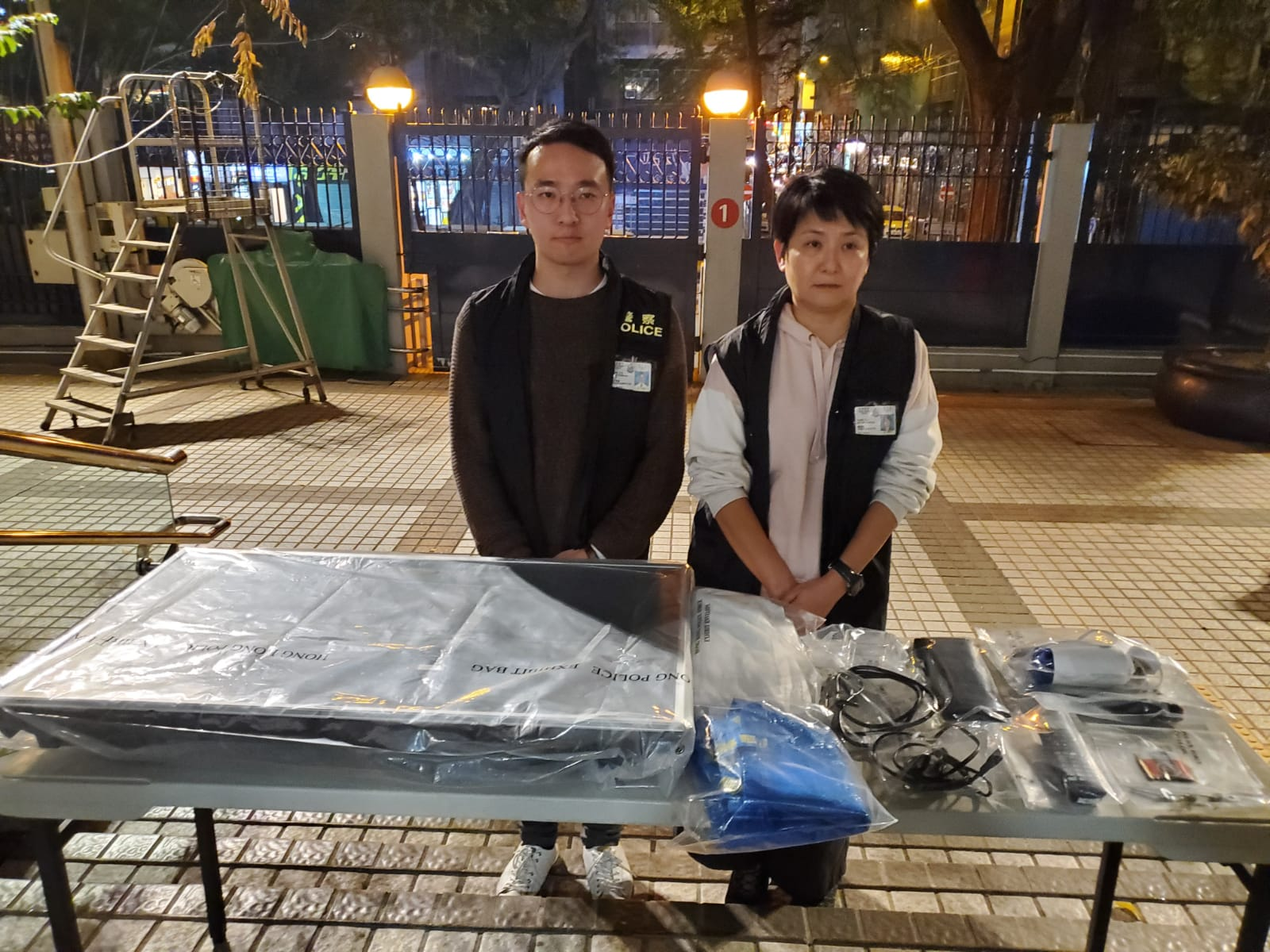 警破爆窃集团拘两男 涉两宗宾馆爆窃案