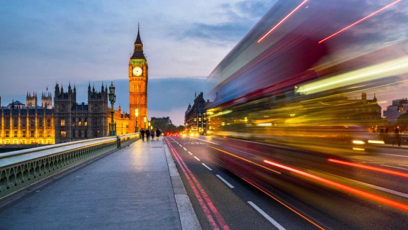 London leads UK's most-stolen league table