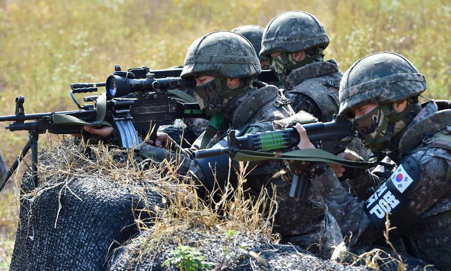 Does Trump want to take US troops out of Korea?