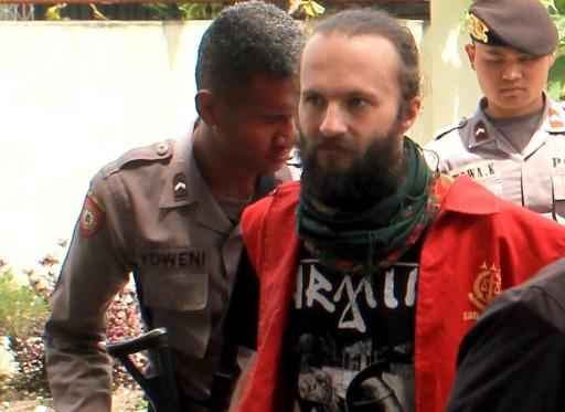 Indonesia court increases jail term for Polish tourist