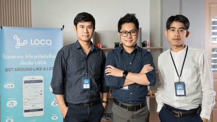 From the quieter region of Laos, ride-hailing service LOCA emerges to address the potential market that Uber, Grab overlooked