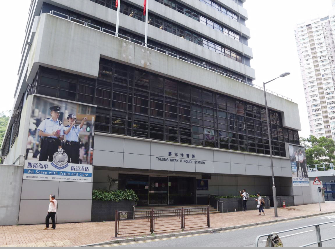 清水湾学校遭爆窃 夹万被盗失2万元现金