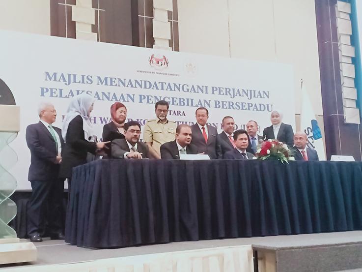 Terengganu, IWK, agree to consolidate water and sewerage billing