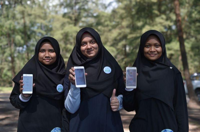 Two years on, award-winning app by Terengganu schoolgirls makes life easier for Paka folk