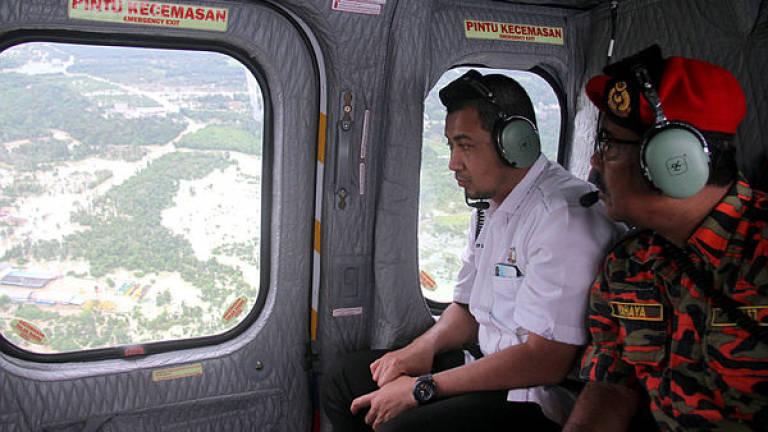 Johor MB always briefed on flood situation