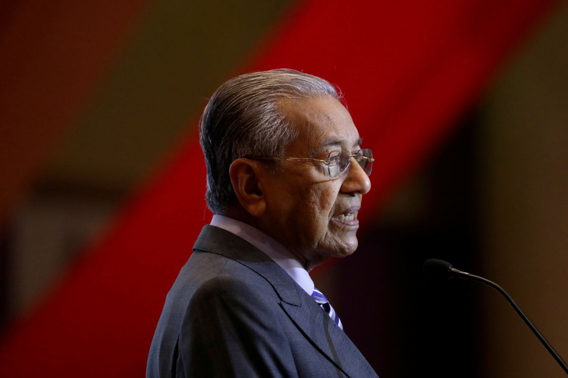 Malaysian PM Mahathir speaks out against India's new citizenship law
