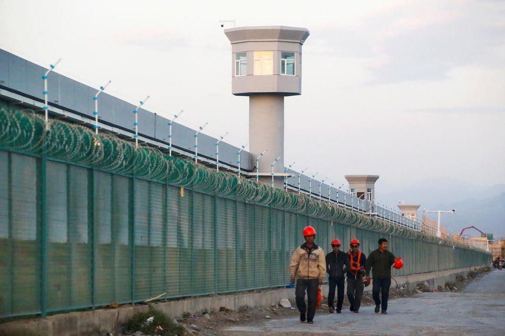 China sentences Uighur ex-government officials to death for 'separatism'