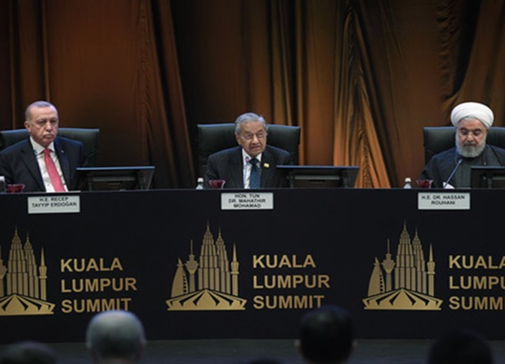 Muslim world needs to catch up in technological development – Mahathir