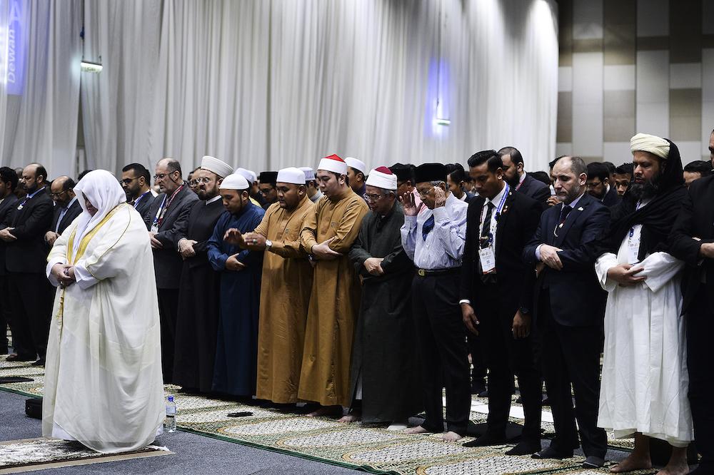 KL Summit Friday sermon: Unity the main key to ummah revival