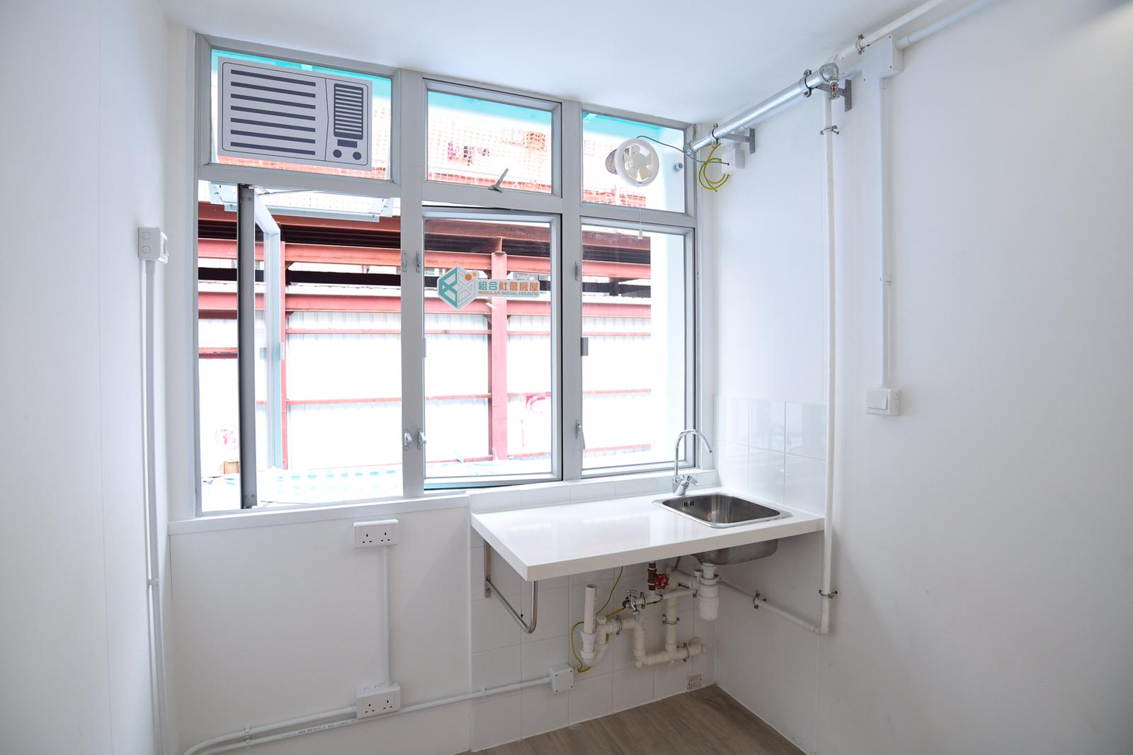 社联首个深水埗南昌街组合屋项目 明年第二季入伙