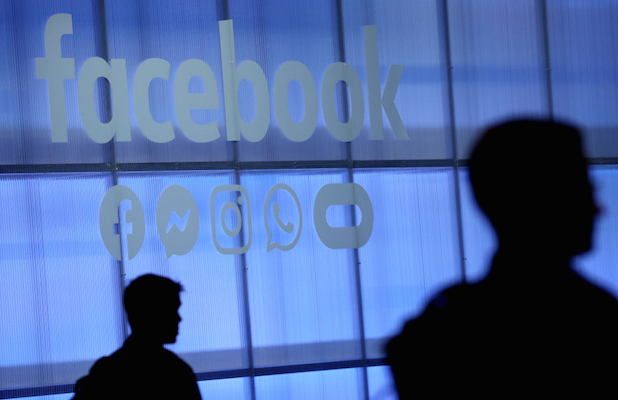 Facebook Purges Hundreds of Accounts Tied to Conservative Outlet For AI-Generated Fake Profile Pictures