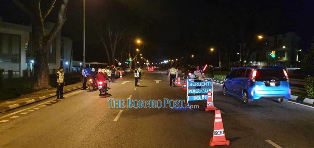 JPJ, PDRM increases frequency of roadblocks as holiday season nears