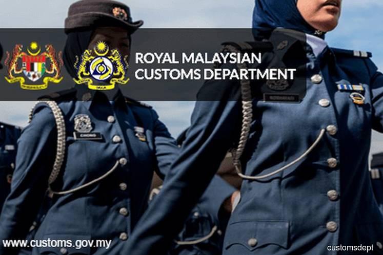 Cigarette smugglers shoot at Customs boat in Semporna waters