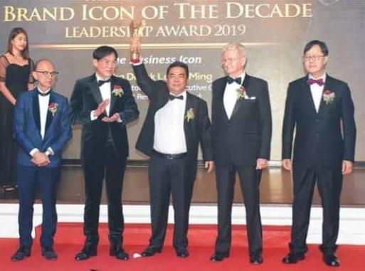 'Sabah Fish-King' receives world's most prestigious award