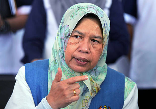 Local authorities required to review taxes every five years: Zuraida
