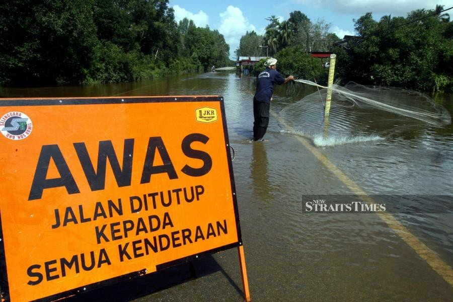 Death toll in Kelantan floods remains at 5