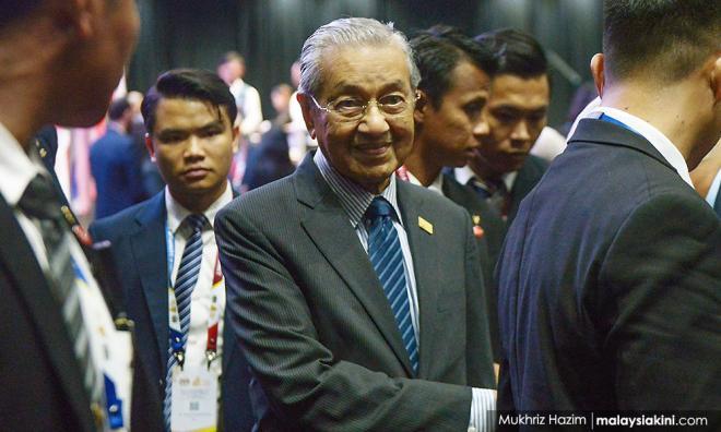印度不满马哈迪干涉内政,搞错事实