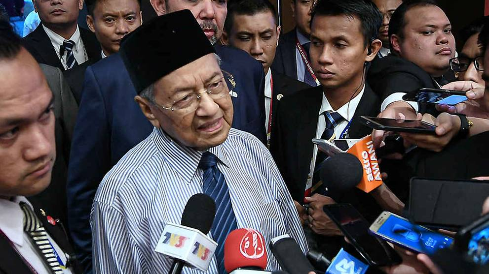 Malaysian PM Mahathir 'sorry to see' India depriving Muslims of citizenship: Reports