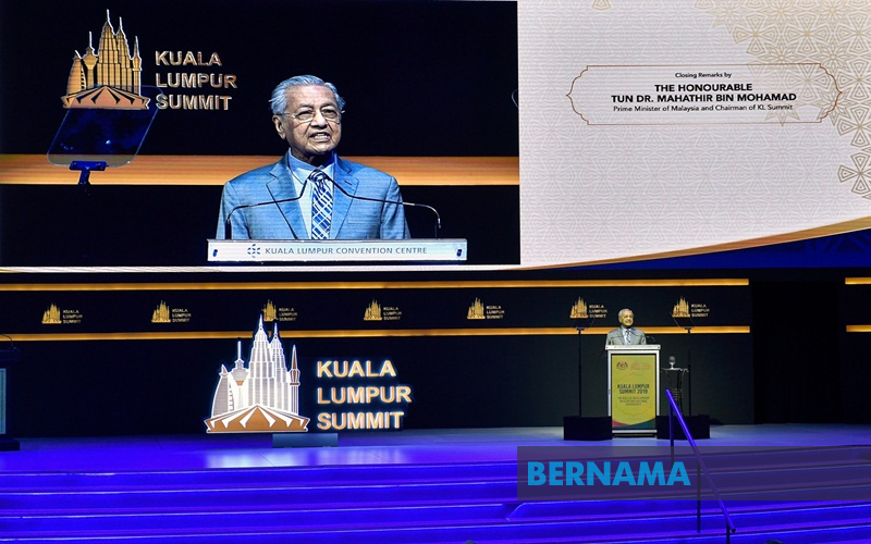 KL Summit produces tangible outcomes – Dr Mahathir