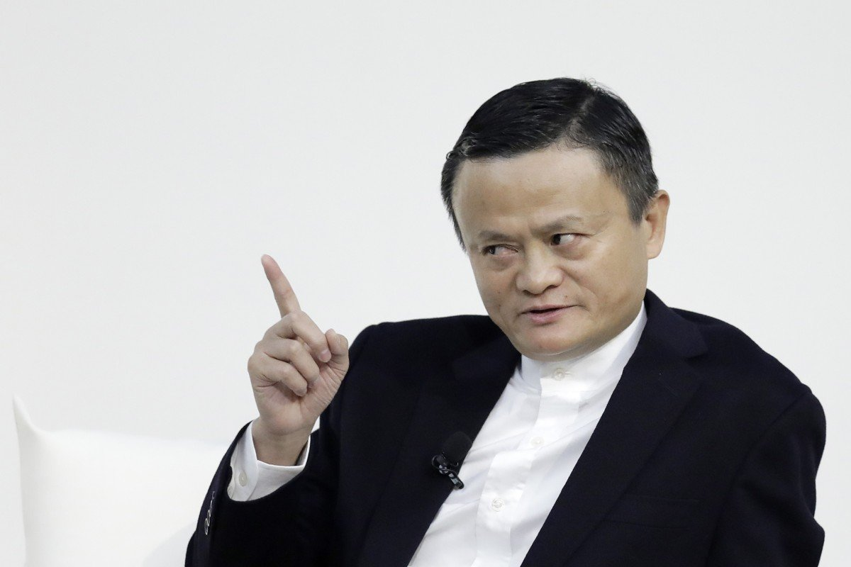 It's been a tough year for China's entrepreneurs – and it's going to get worse, Jack Ma says