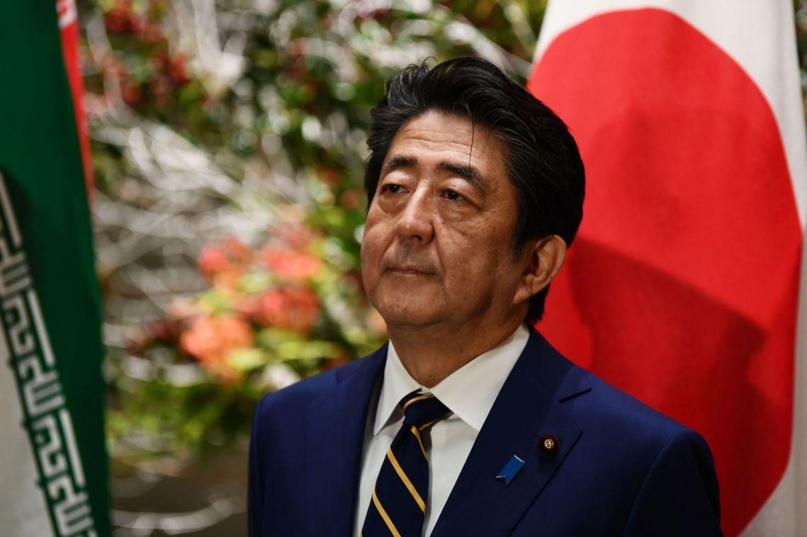 Japan's PM Shinzo Abe discusses Iran, North Korea in call with Trump