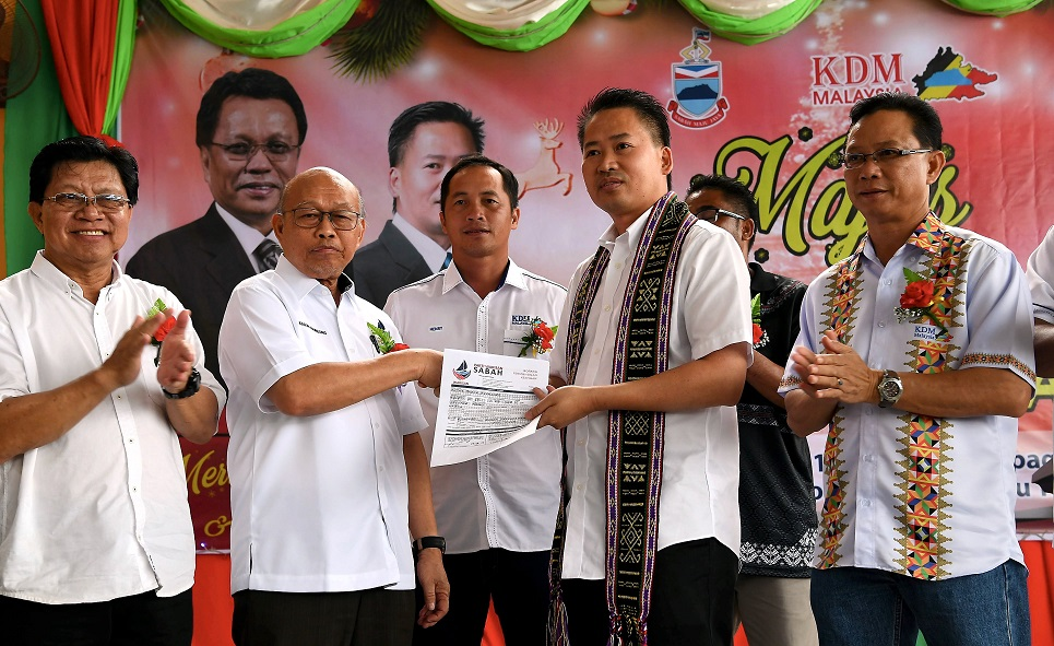 Former state minister Kadoh Agundong joins Warisan