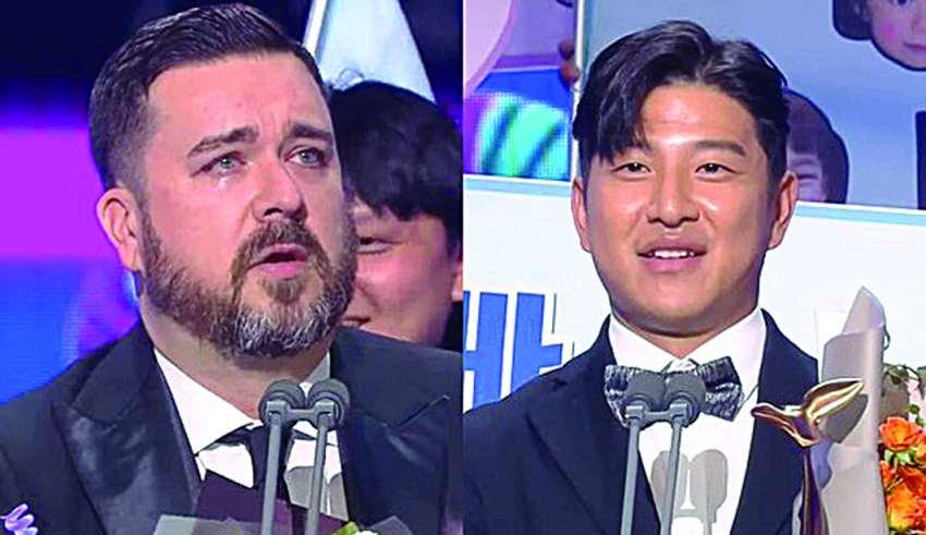 KBS演艺大赏 《超人》5奖大赢家