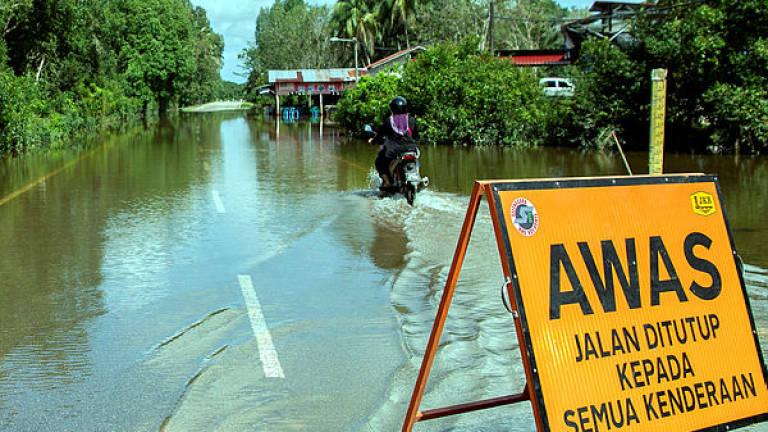 Number of flood victims drop in Johor, as numbers stay the same in Kelantan