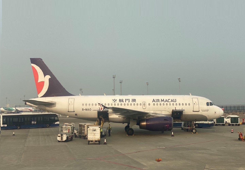 澳门机场客量升17% 民航局:受惠港珠澳桥及轻轨开通