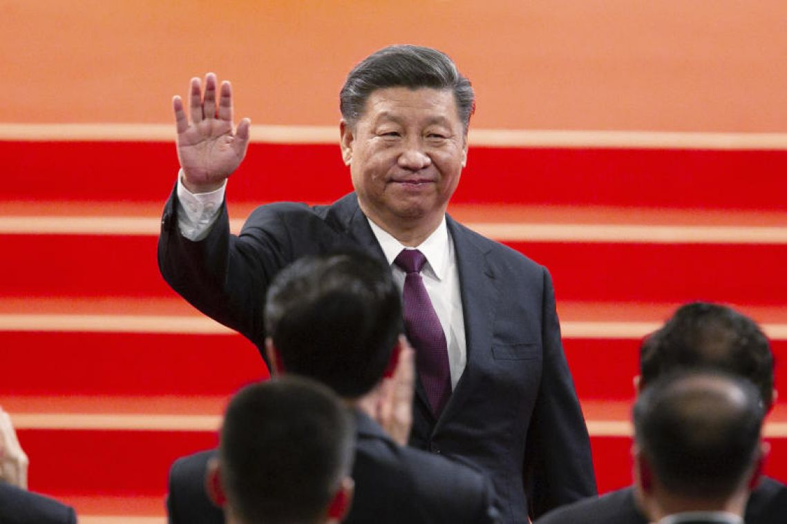 China's Xi calls for sustained momentum in North Korea-US talks