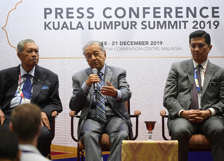Muslim leaders to study unified currency seriously