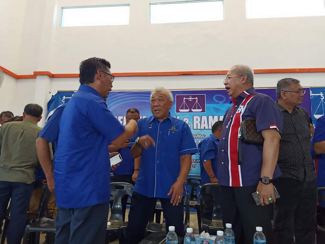 Umno welcomes Anifah's assistance in by-election