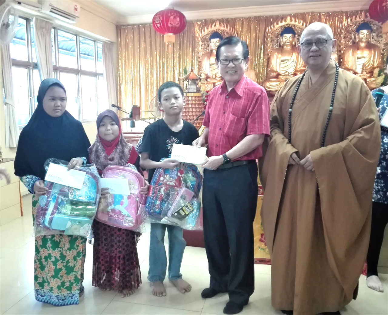 Never take unity for granted, minister reminds Sarawakians