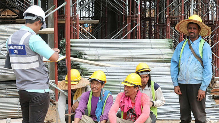 Construction industry players need to stay up to date to maintain competitive edge: CIDB