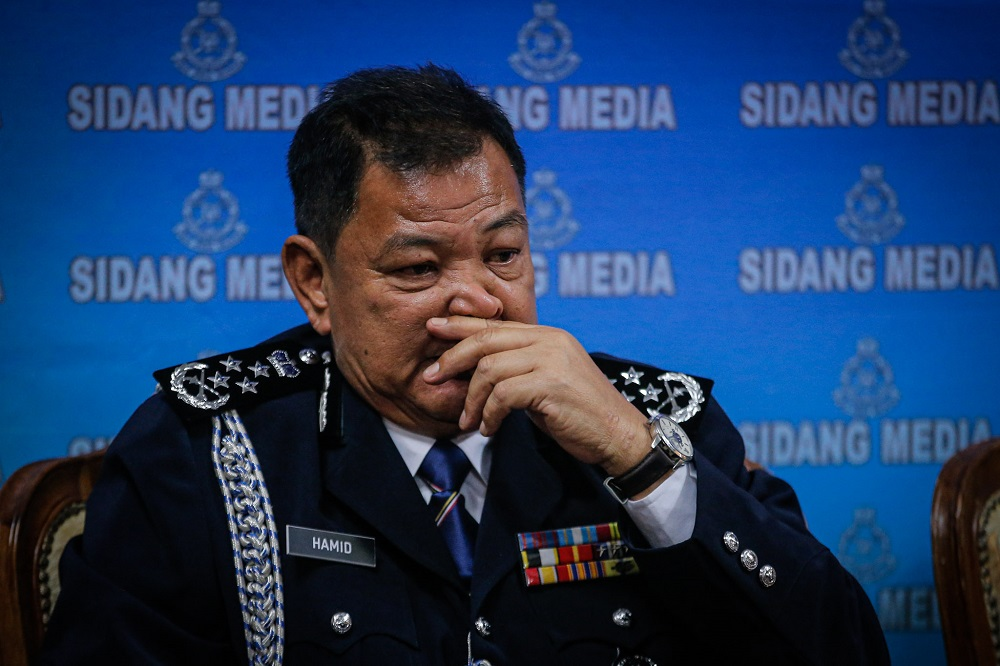 IGP laments lack of international cooperation in bringing back Jho Low
