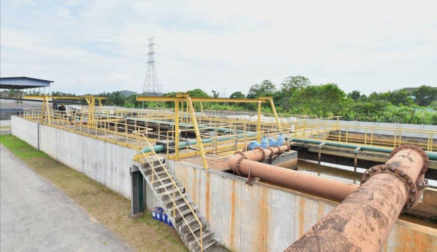水源已无异味 士毛月河滤水站恢复运作