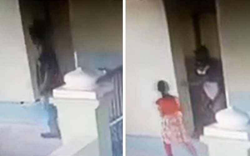 Hunt for man who molested 9-year-old girl in surau toilet