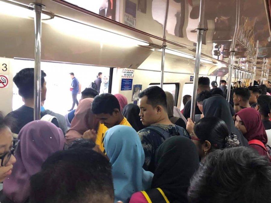 北部电动火车服务 增4班次舒缓人流