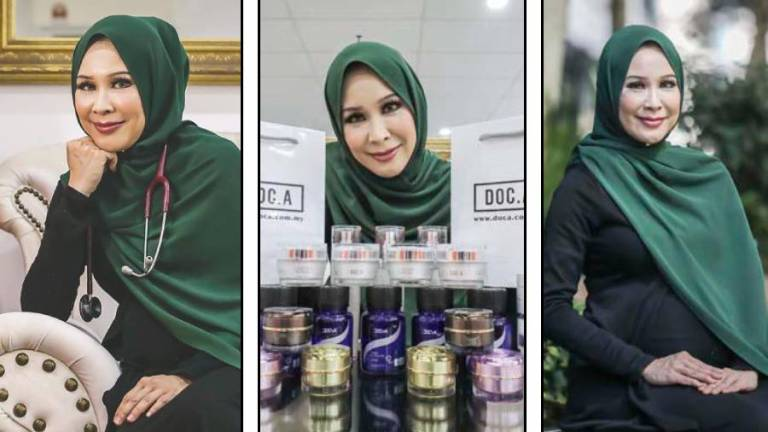 Here's how a doctor who examined dead bodies started a new career creating beauty products
