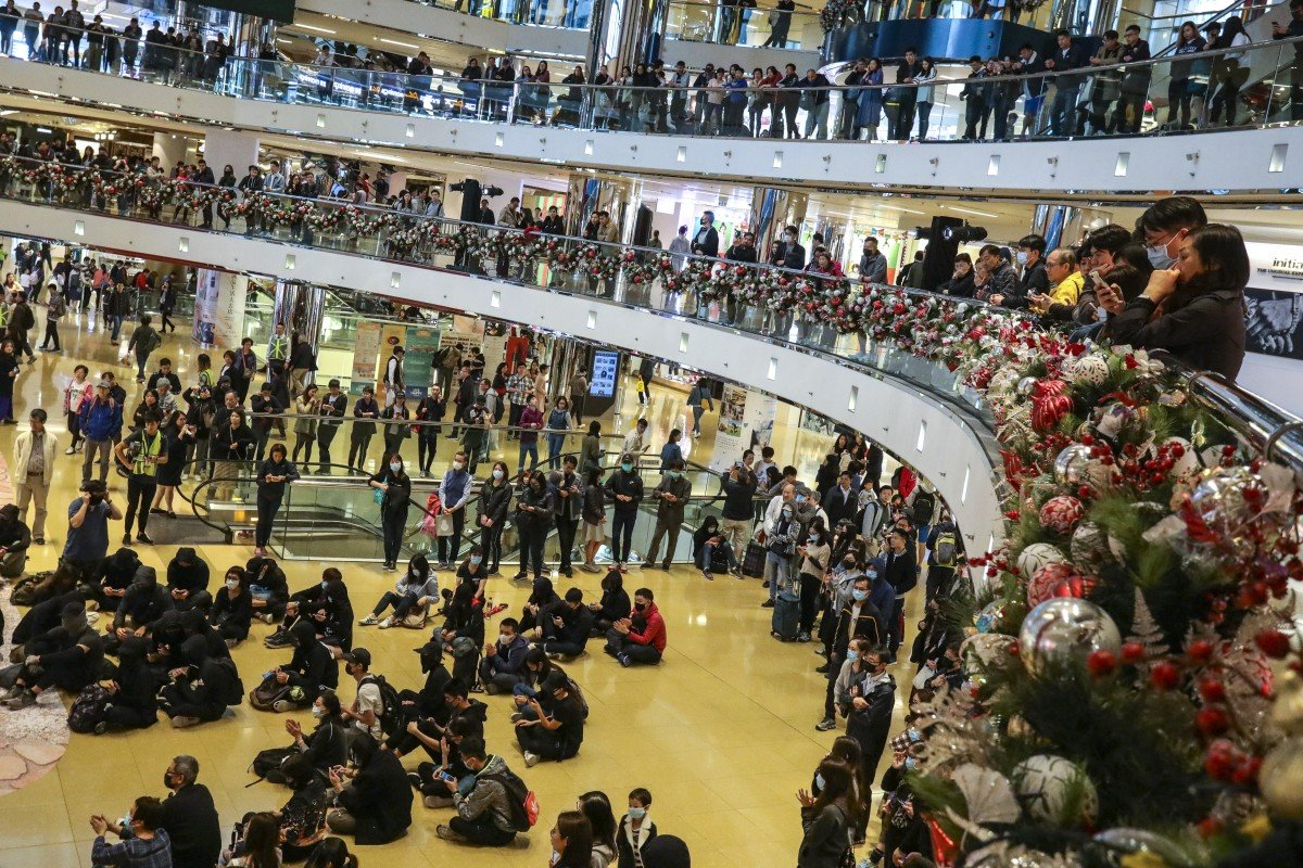 Can the term 'cockroach' actually be a compliment for Hong Kong protesters? Officers from police's public relations unit contradict each other on pesky issue